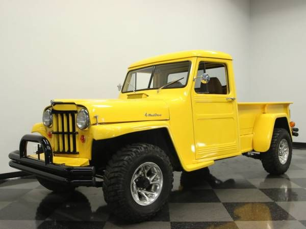 1955 Willys Pickup Willys Jeep Willys Pickups For Sale