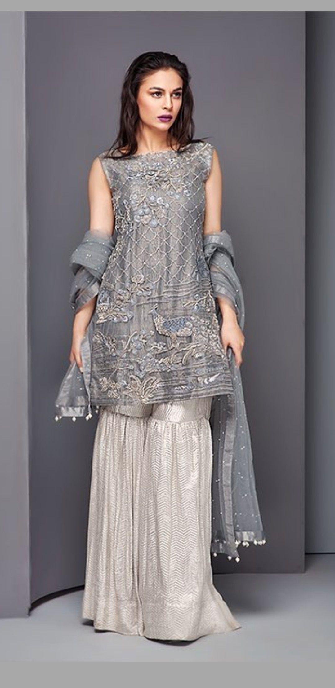 Pin by Neha Isha on Prettyyy  Pakistani dress design, Designer