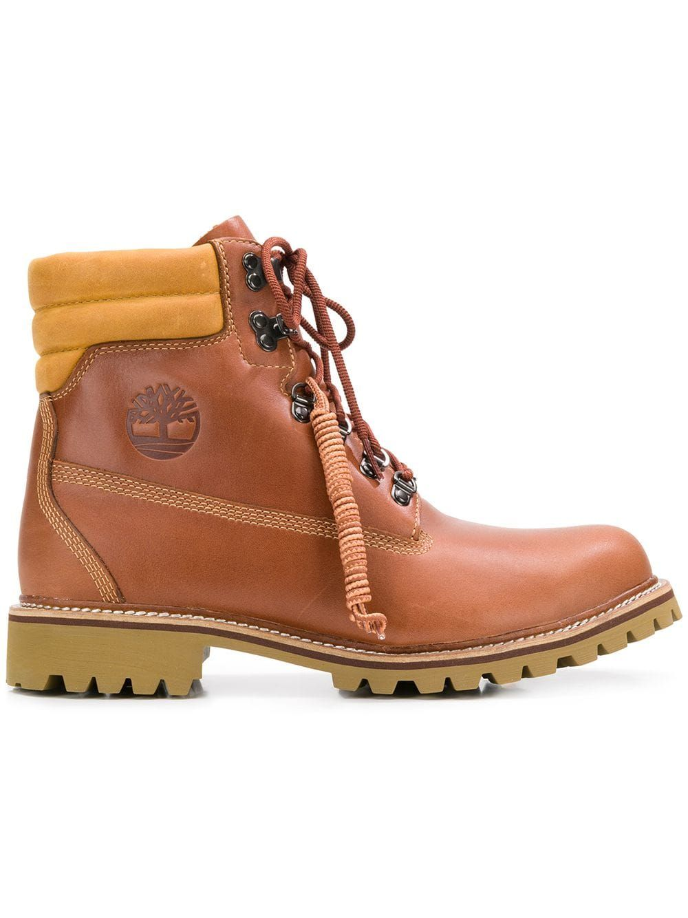 d349d4f461e TIMBERLAND TIMBERLAND 6 INCH 640 BELOW ANKLE BOOTS - BROWN ...