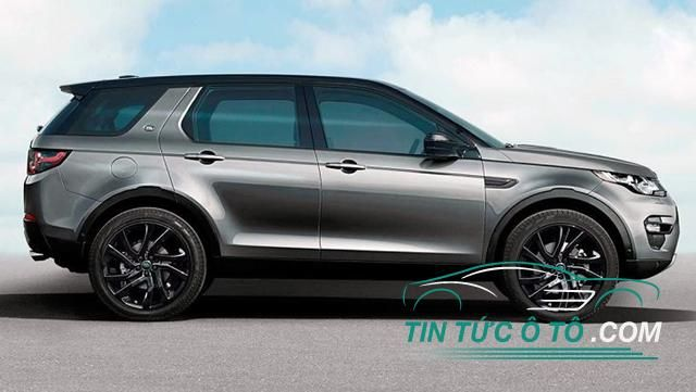 Xe Land Rover Discovery Sport 2018