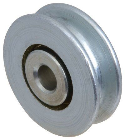 Sava Cbl 990 Steel Pulley Wheel For Cable Size To 3 16 Bore A 1 4 Diameter By Sava 6 90 Grooved For Small Cab House Materials Zinc Plating Hardened Steel