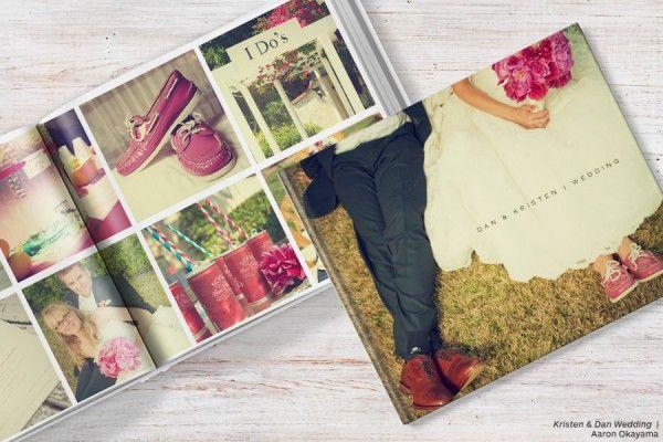Blurb wedding albums