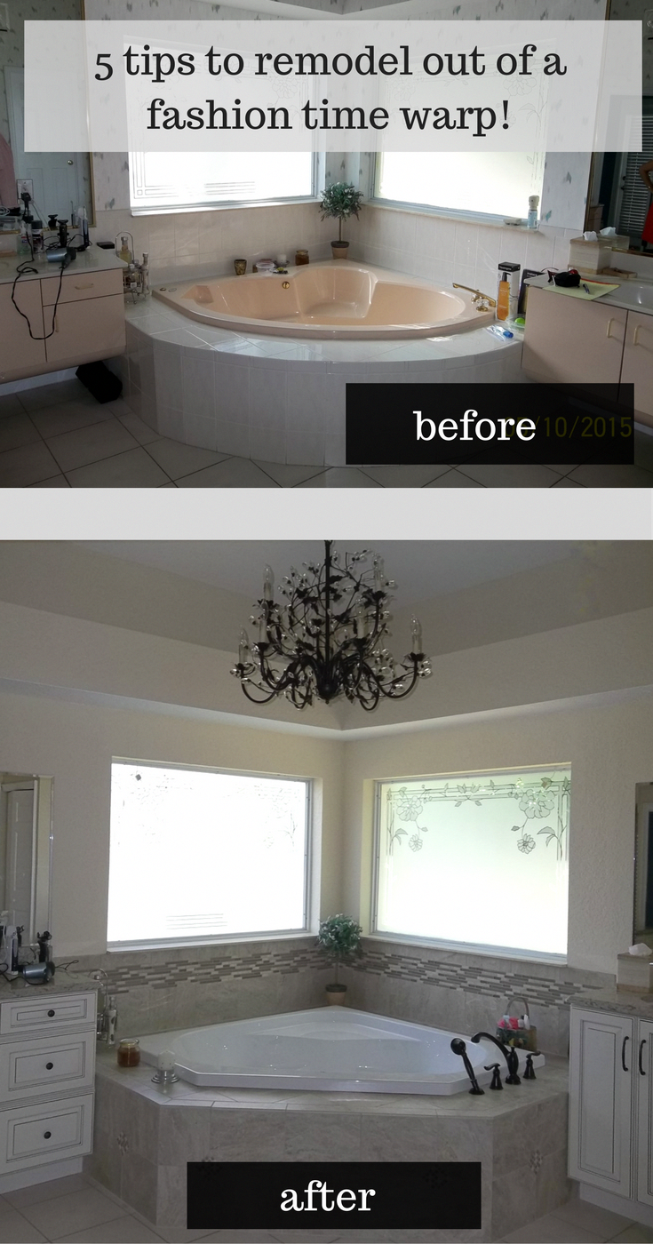is your bathroom or home in a remodeling time warp in desperate
