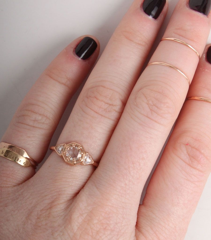 Catbird :: Lauren Wolf Jewelry :: Cleopatra\'s Ring   Jewelry ...