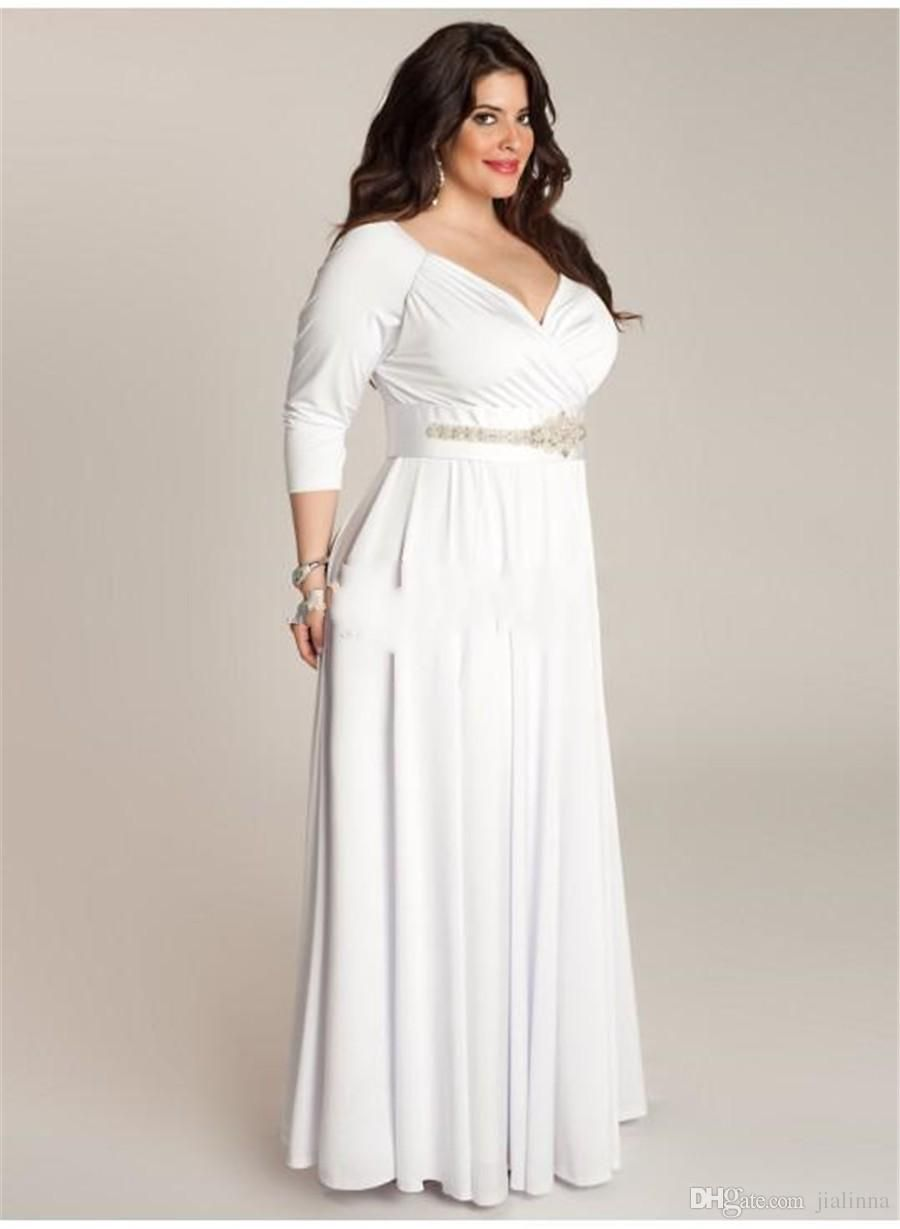 Lane Bryant Wedding Gown Ballgown - wedding dresses for plus size