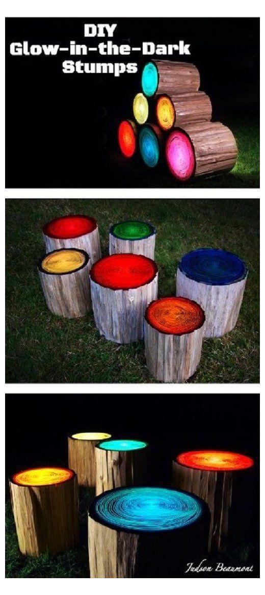 20 DIY garden decor ideas #gardendecor
