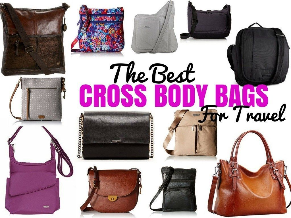 127a17d4e Travel requires many different things, including a cross body bag. We've  reviewed the best cross body bags for travel for you.