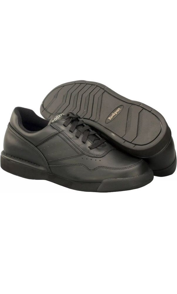 e5c81b7eb46 Rockport Mens Black Work Shoes Size 11.5  fashion  clothing  shoes   accessories  mensshoes  dressshoes (ebay link)