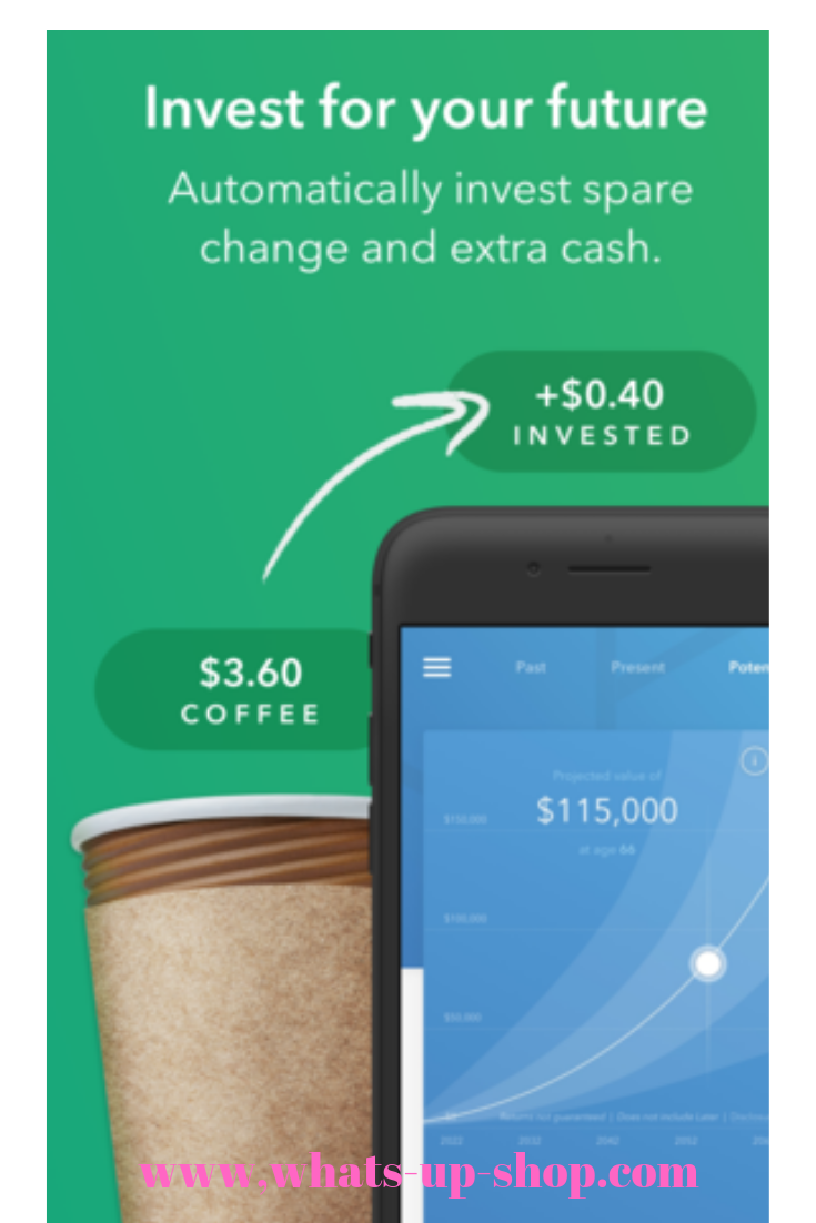 Acorns Investing App Save Money this year! Investing