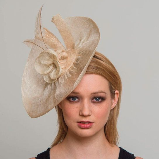Freya Fascinator Hat