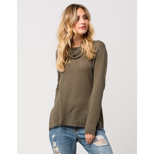 O'neill Clementine Womens Sweater featuring polyvore, women's ...