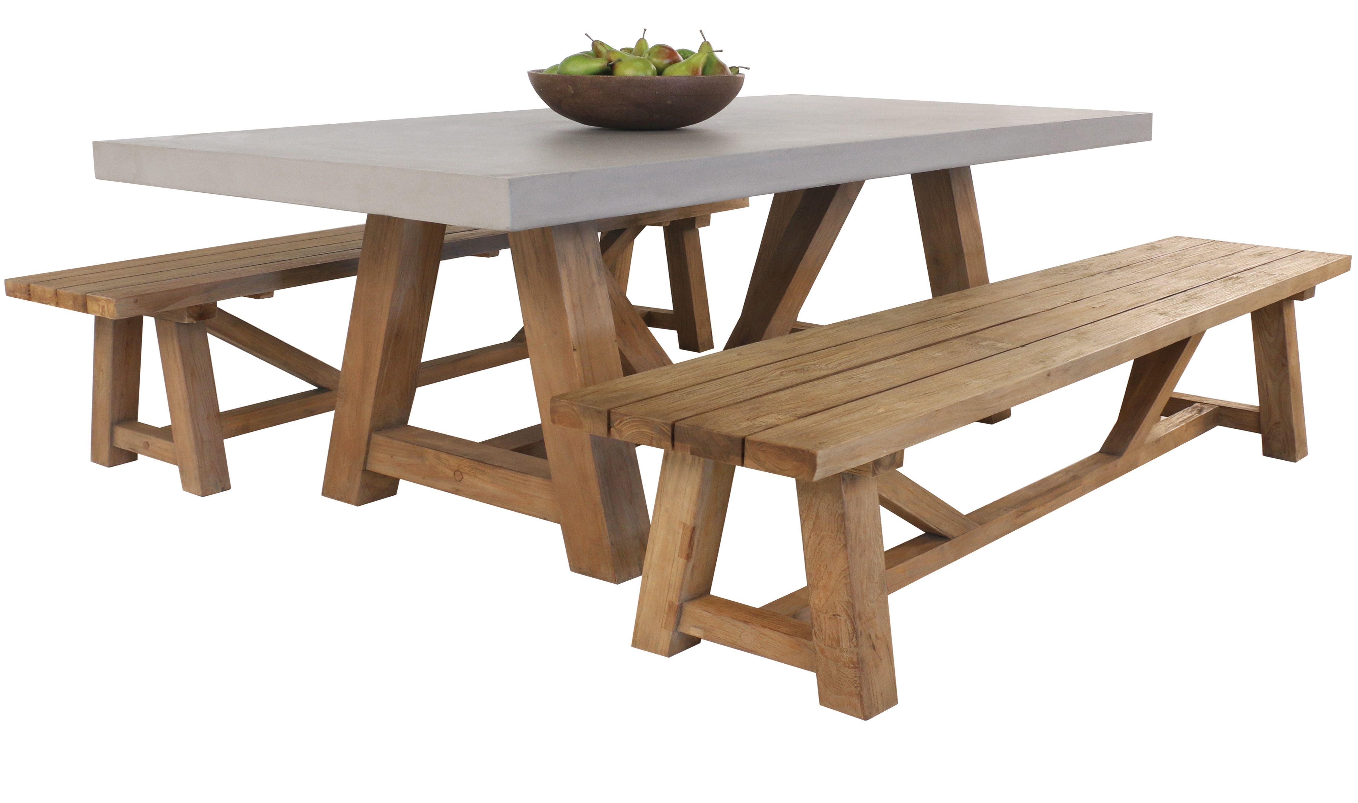 Trestle Dining Benches Teak Bench Outdoor Outdoor Bench Teak Outdoor