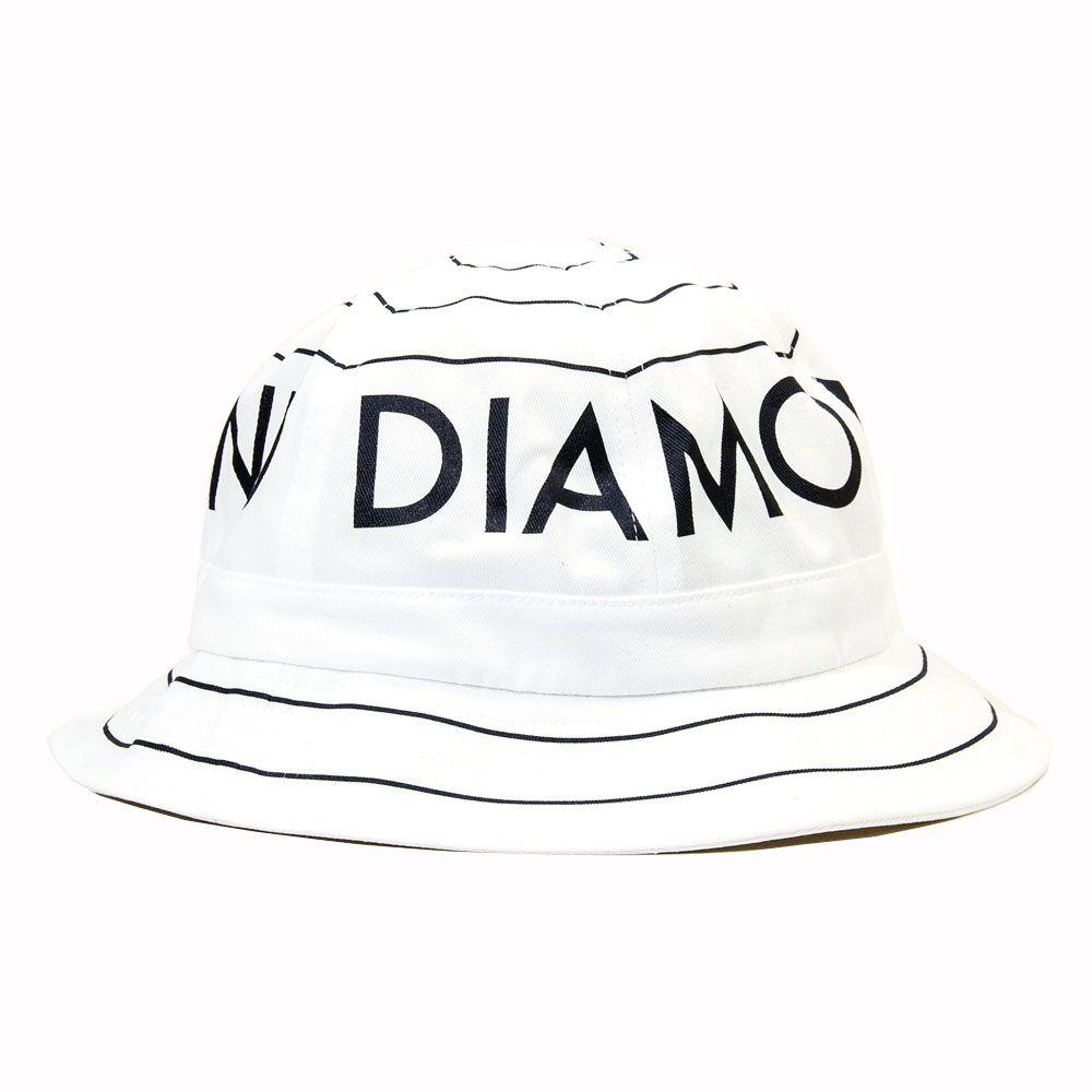 d0495e3ae8a Diamond Supply Co IXTAPA Bucket Hat White