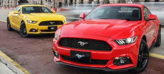 2018 Ford Mustang Facelift Changes Redesign