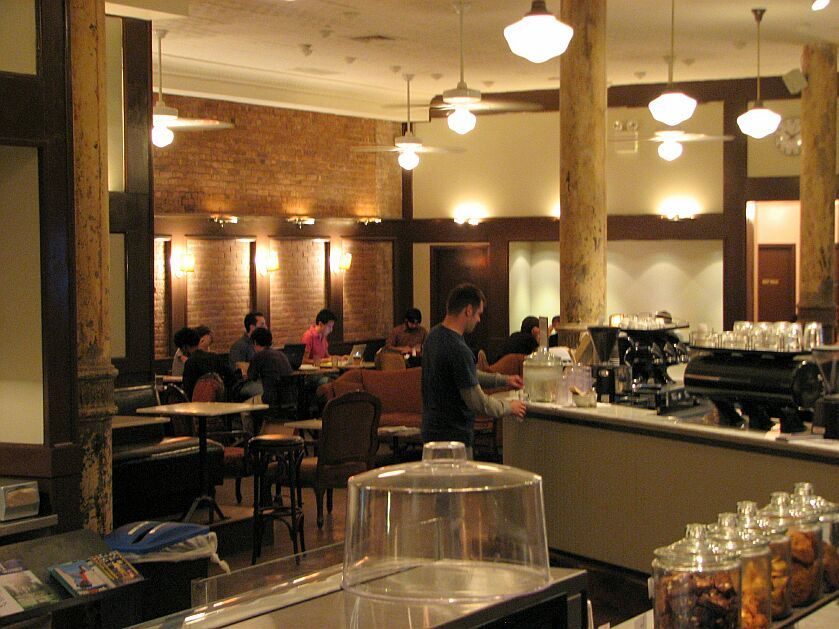NYC's Top 10 Coffee Shops and Cafes 2011