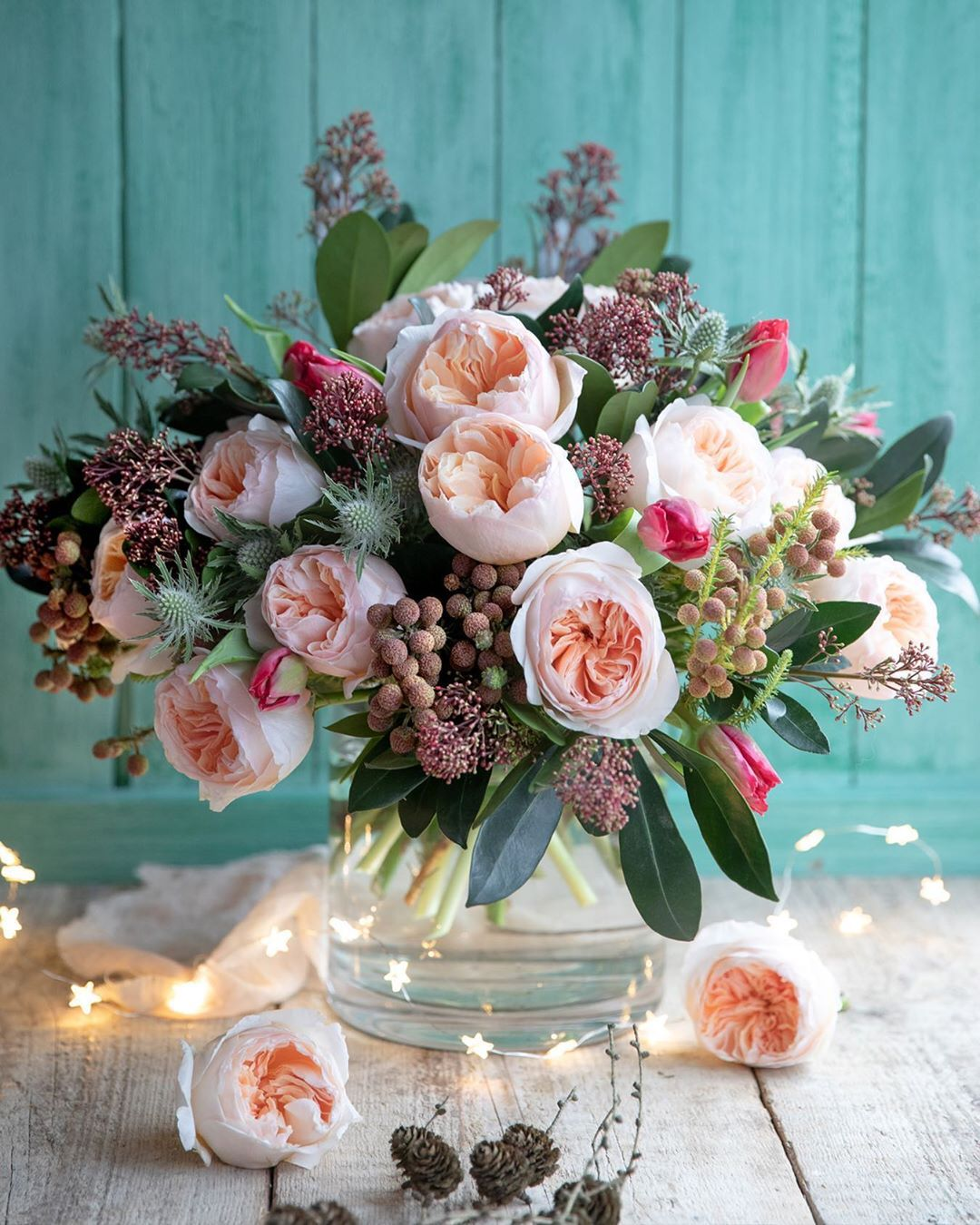 David Austin Wedding Roses On Instagram A New Year A Fresh Start We Ve Come Away From The In 2020 Rose Floral Arrangements David Austin Bouquet Window Box Flowers