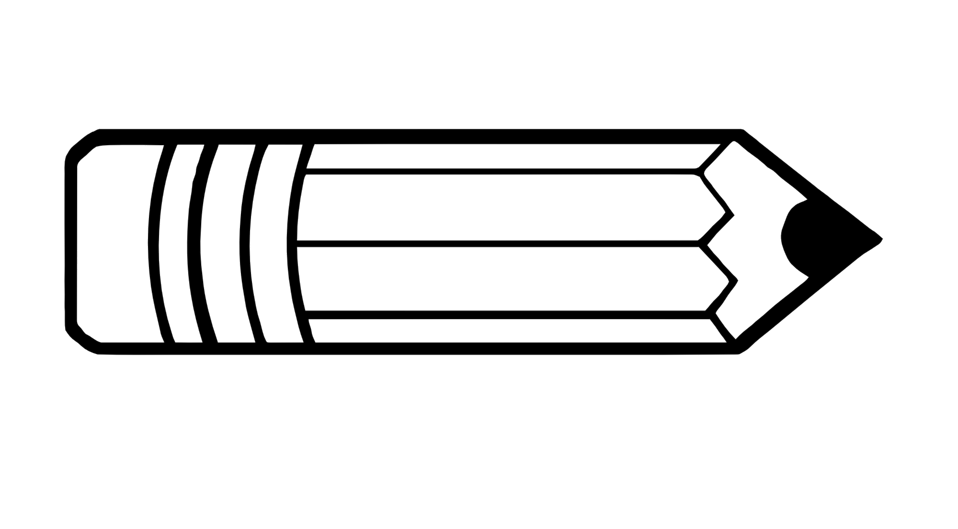 Pencil Line Black Icon Pencil Clipart Line Icons Pencil Icons Png And Vector With Transparent Background For Free Download In 2021 Pencil Png School Icon Geometric Lines