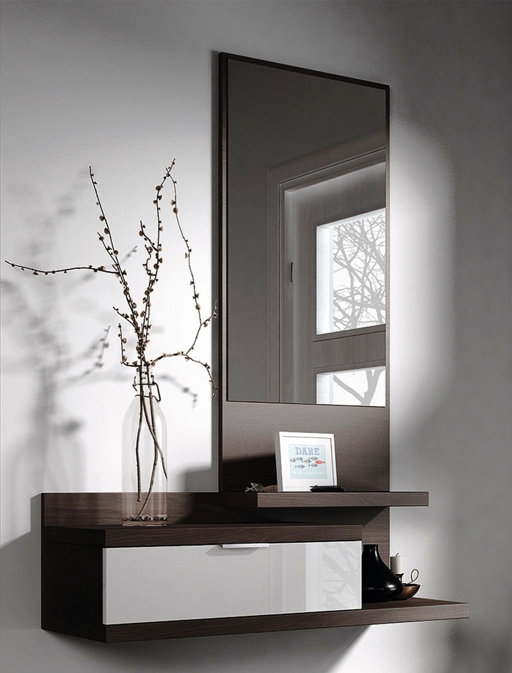 Pin By Hamna Naveed On Tv Wall Design In 2020 Dressing Table