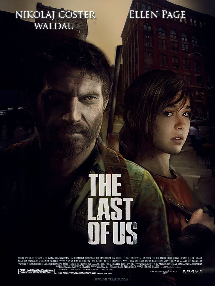 The Last Of Us Fan Made Movie Poster By Zvunche On Deviantart
