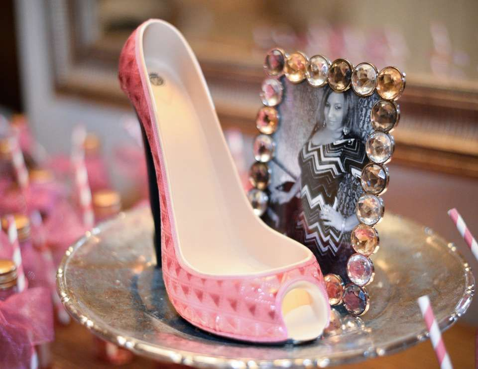 """High Heels, 40th Birthday / Birthday """" 40th Birthday party, """"Stepping Into Forty"""" """" 