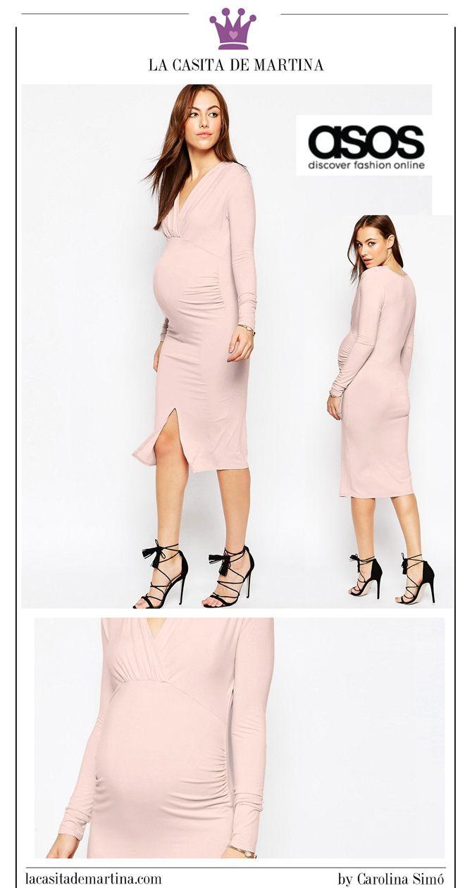 e2a32214f ...  pregnantstyle  babybump  maternityclothes  mommytobe  hibaby   pregnantbelly  maternidad ♥ Los 3 vestidos premamá que desearás para  BODAS
