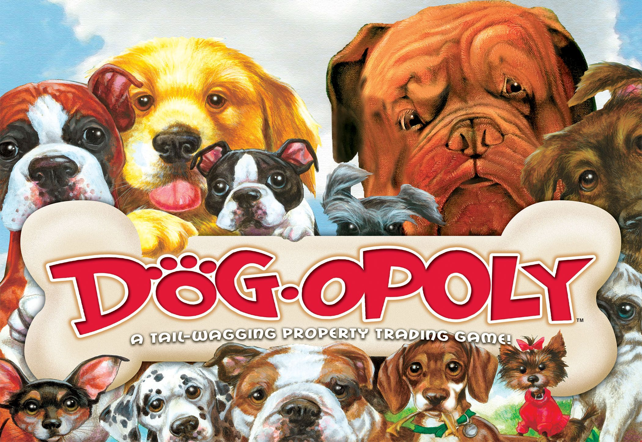 Dogopoly is tailwagging fun until you end up in the
