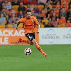Hyundai A League: Brisbane Roar v Melbourne City FC