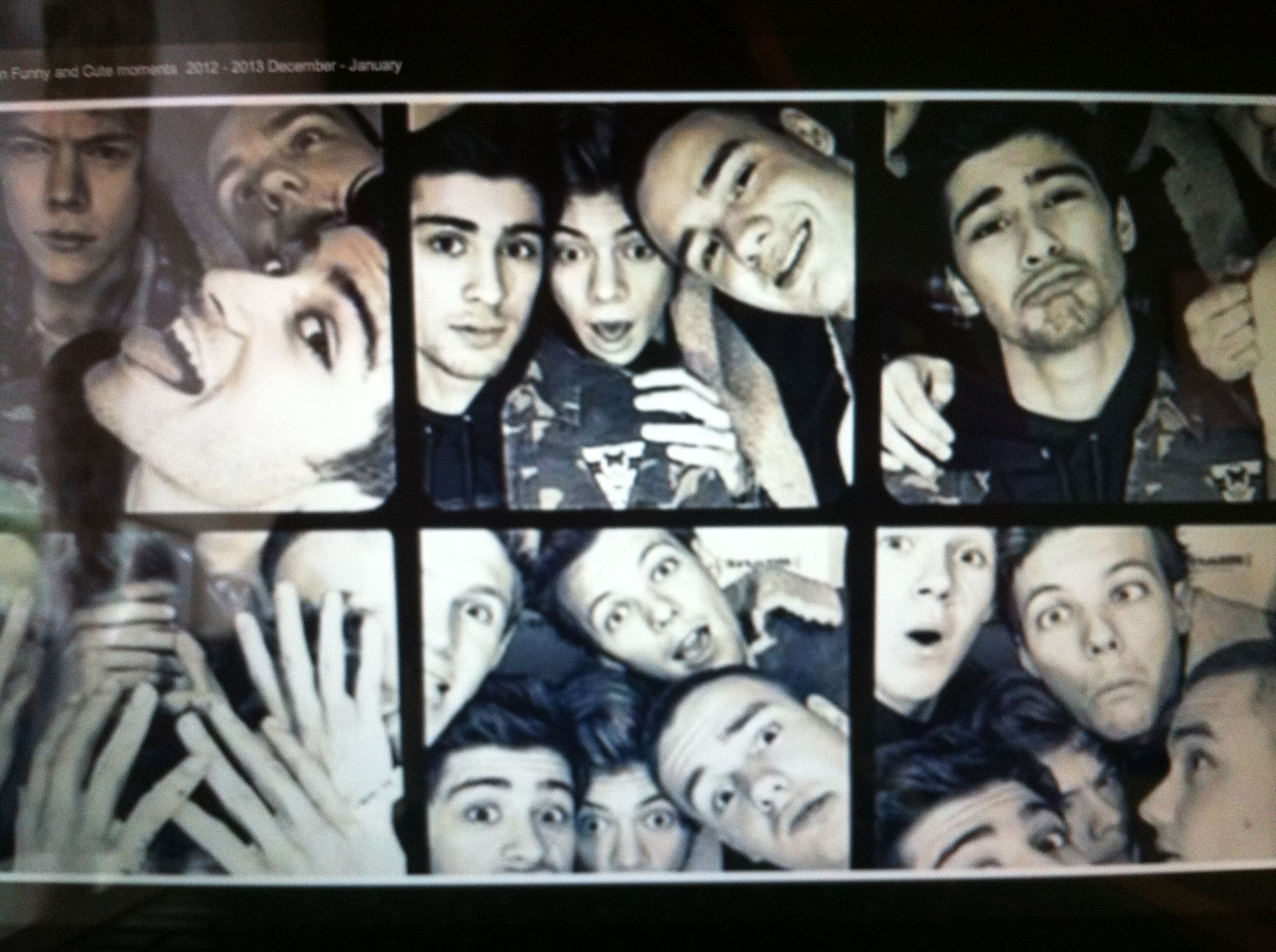 Funny selfies of the the boys ❤ | direction lover | One