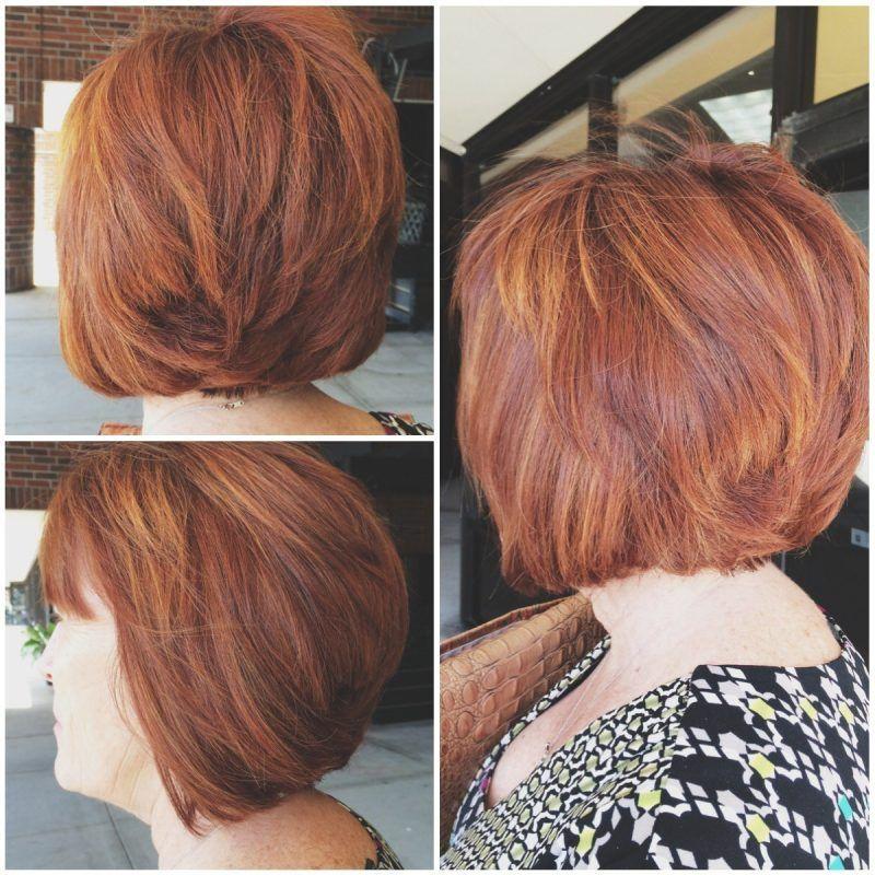 Trend 2018 Ist Kupferbraun Haarfarbe 36 Frisuren Balayage Haare