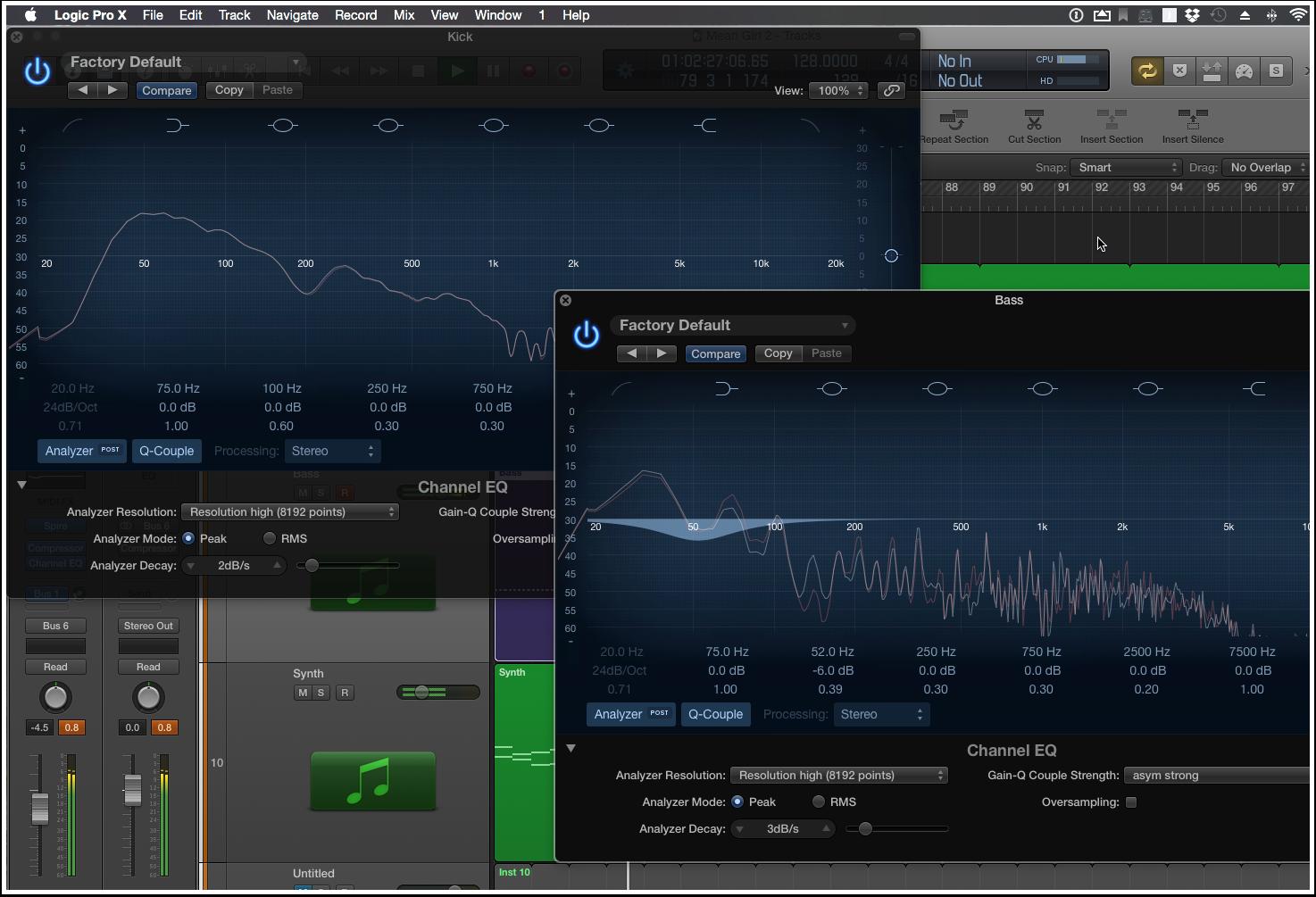 5 Edm Mixing Tips For Logic Pro Users Logic Pro Logic Pro Tutorial Logic Pro X