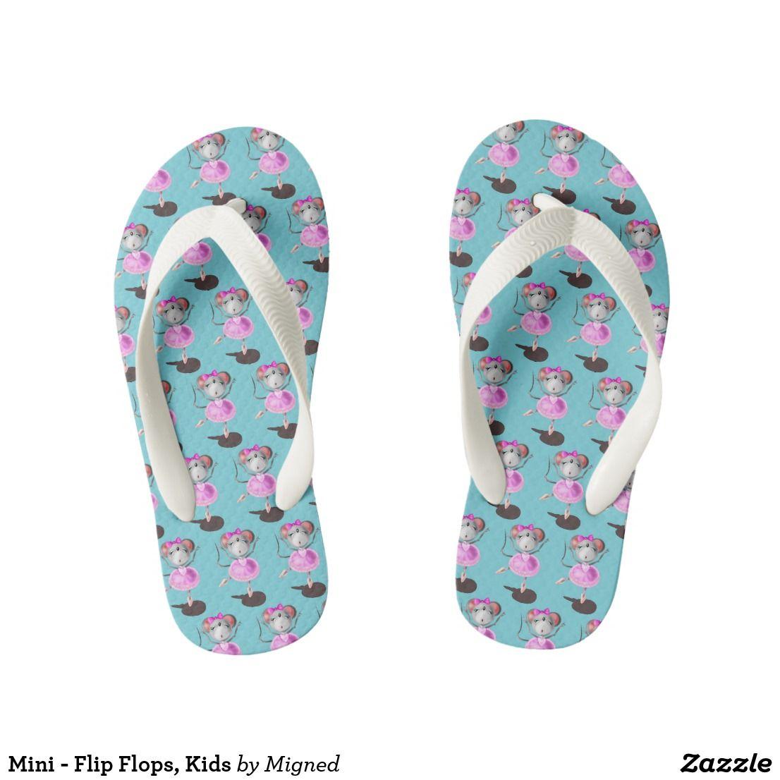 c24c3d6688db1 Mini - Flip Flops
