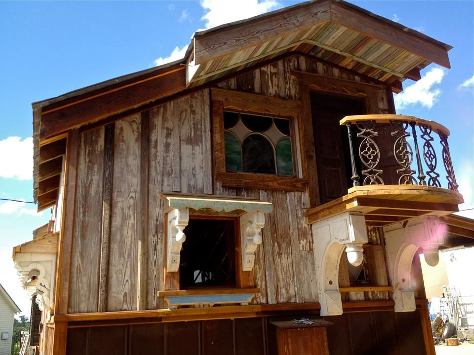 Tiny Home Designs: Awesome Tiny House From Tiny Texas Houses. What A Lovely