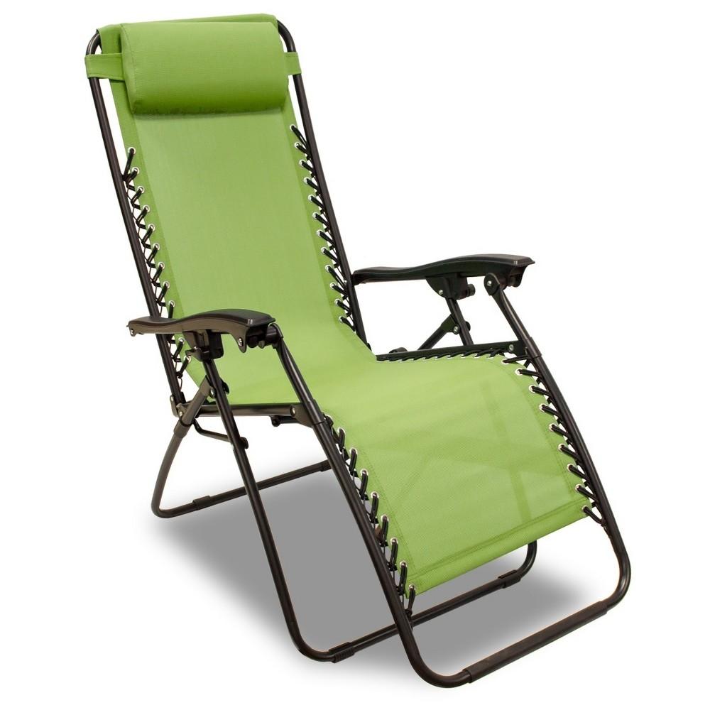 Zero Gravity Lounge Chair Green Captiva Design Color