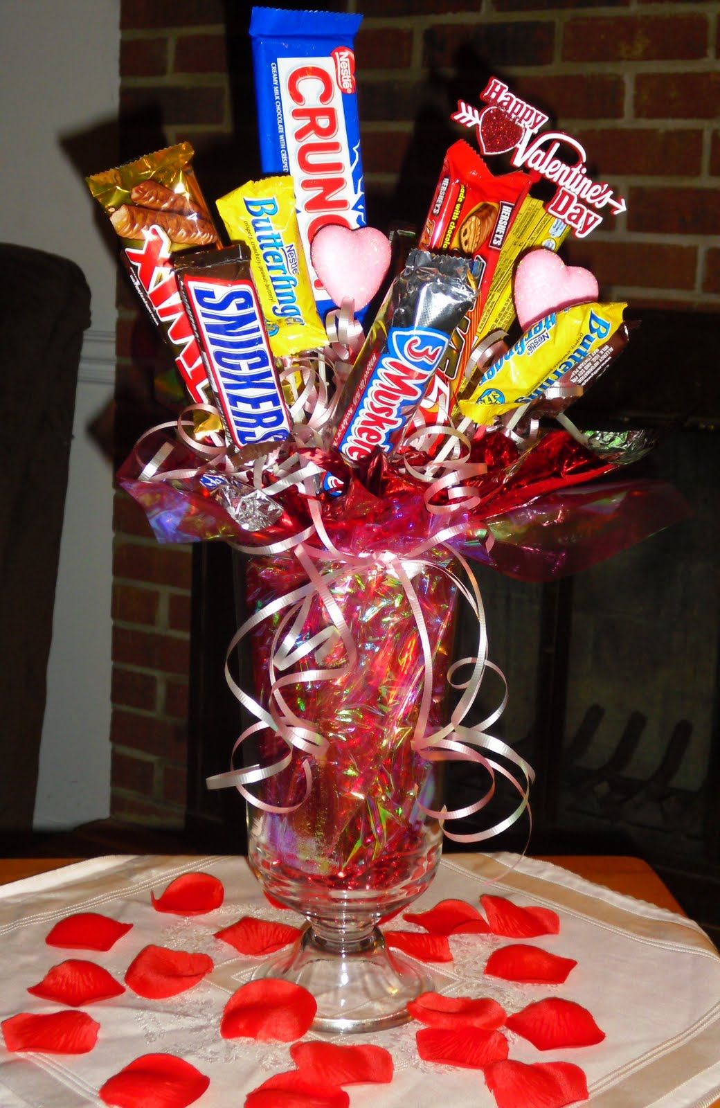 Candy bar centerpieces google search mitzvah