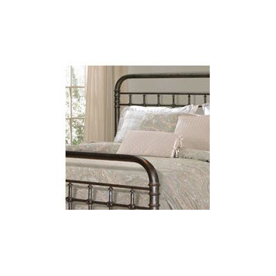Bell'O Panel Bed Size: King - http://delanico.com/beds/bello-panel-bed-size-king-599721262/