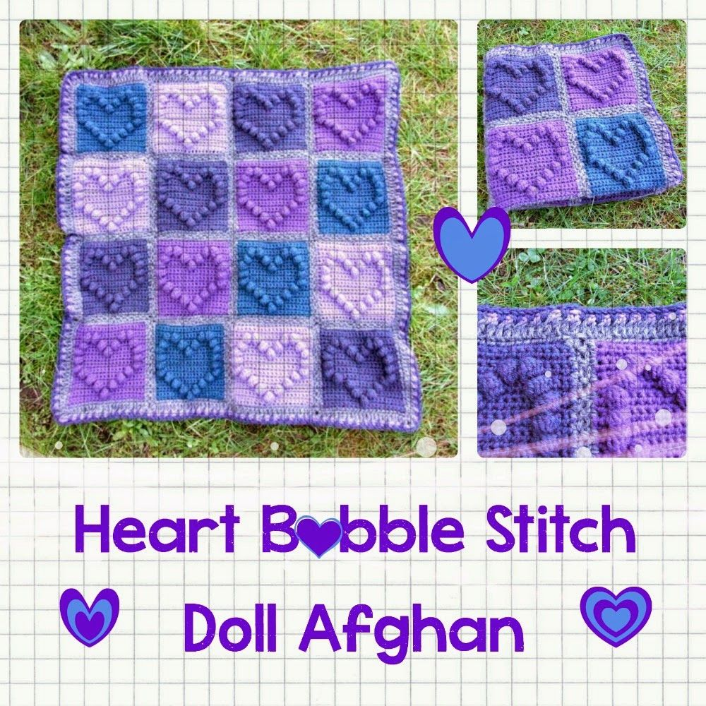 Crochet heart bobble stitch doll afghan crafts pinterest crochet heart bobble stitch doll afghan bankloansurffo Choice Image