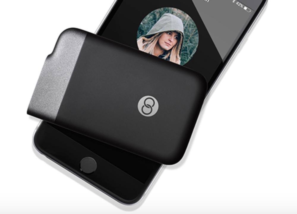 Beartooth is a handheld device that works with your