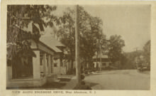South Edgemere Drive West Allenhurst Nj Historical Association Ocean Township Edgemere