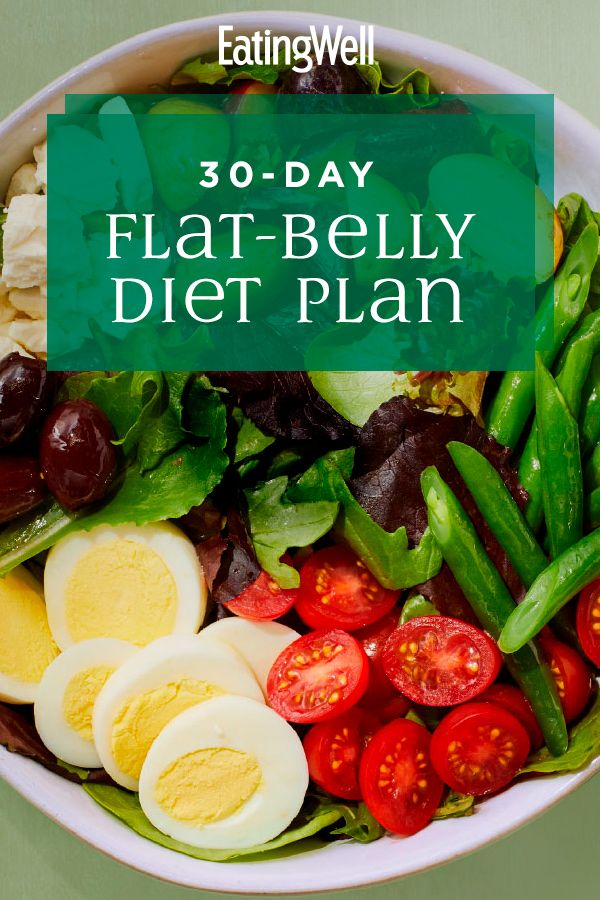 Photo of 30-Day Flat-Belly Diet Plan