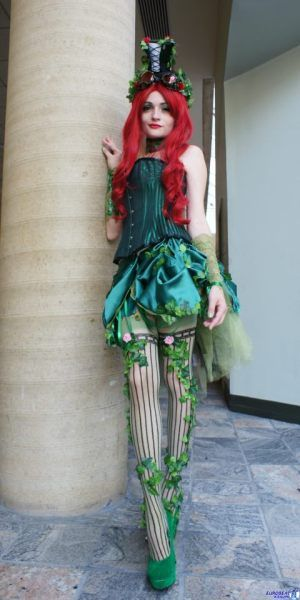 50579ec5bf Steampunk Poison Ivy - The Steampunk Empire   Cosplay   Carnaval ...