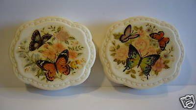 Summer butterflies soaps