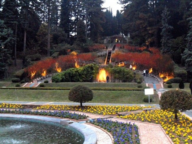 giardini pubblici provincia varese villa toeplitz Search