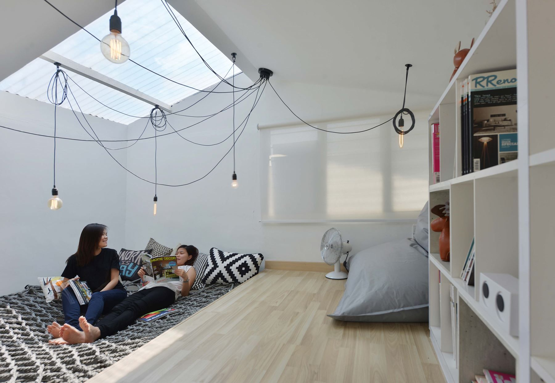 Yong Studio Interior Designer Office Creates An Ambiance Of Cool And Fun  Design Style.