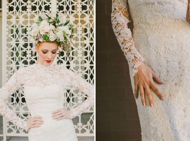 Glam Garden Party Wedding Emily Ed Part 1 Long Sleeved Dresseslong
