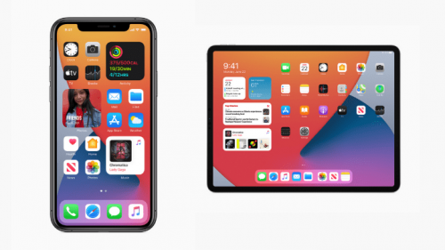 متى موعد اصدار Ios 14 و Ipados 14 إليك موعد الإصدار لأجهزة الايفون والايباد المدعومة Party Apps Android Features Software Update