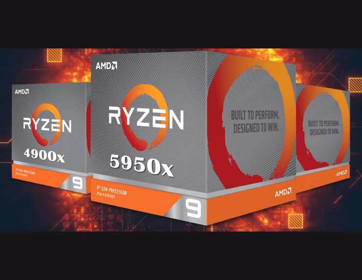 Amd Ryzen Amd Ryzen 9 5950x Flagship Processor The Launch May Be Delayed By Amd Amd Product Launch Processor