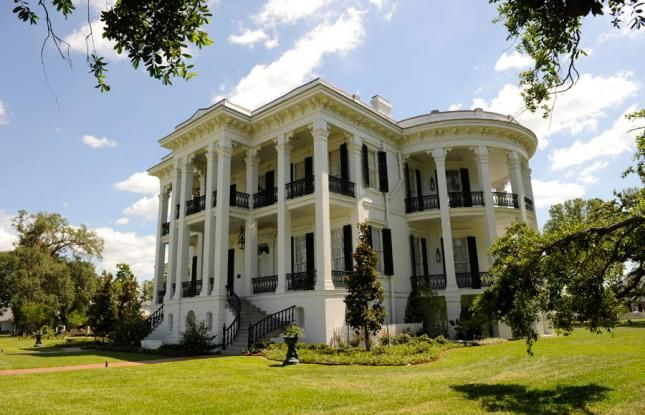 Return To Grandeur At Nottoway Plantation Louisiana