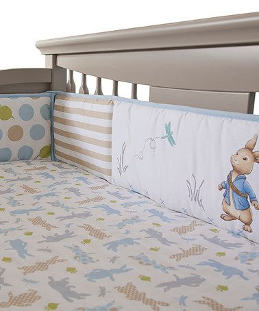 Another Great Find On Zulily Peter Rabbit Crib Bumper By Peter