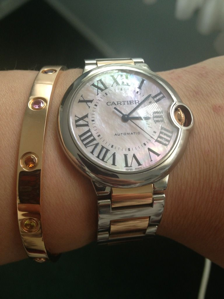 Cartier Love Bracelet Discussion Stacking A Love In 2019