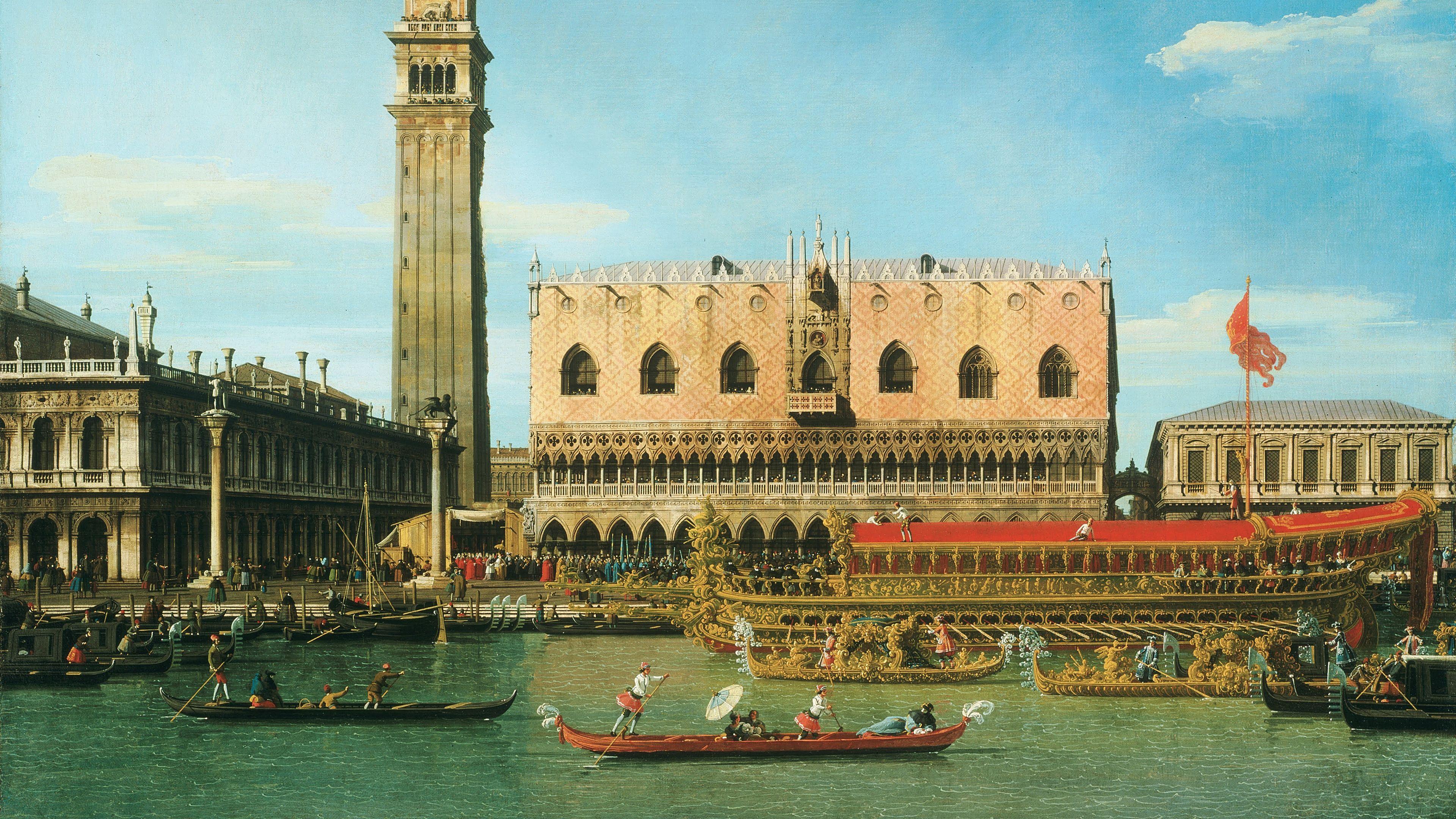 Pin Viggo Canaletto